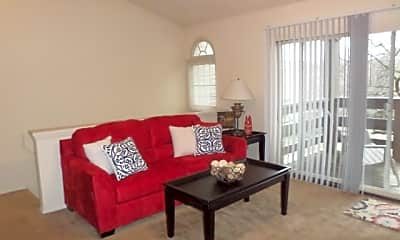 Living Room, Pointe Inverness, 2