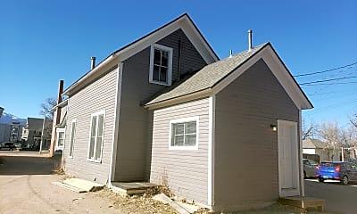Building, 1123 N Weber St, 1