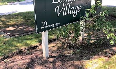 Esmond Village, 1