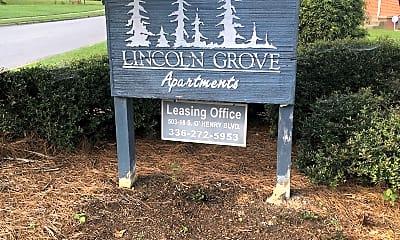 Lincoln Grove Apartments, 1
