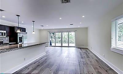 Living Room, 804 N Victoria Park Rd 4, 1