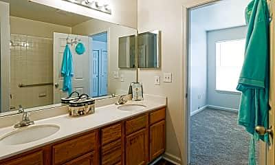 Bathroom, Madison Heights, 2