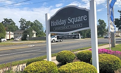 Holiday Square, 1