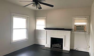 Living Room, 401 Branard St, 1