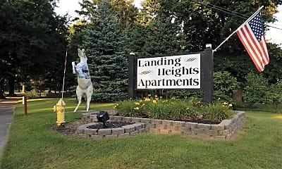 Landing Heights, 1