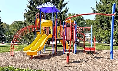 Playground, Cypress Gardens, 1