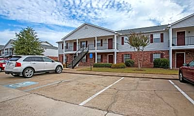 Building, Southwind Apartments, 0