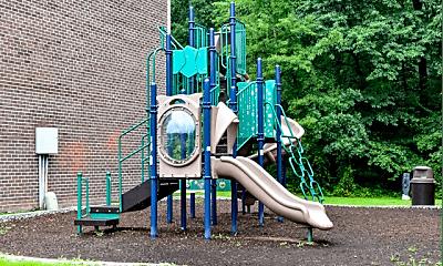 Playground, Chesapeake Village, 2