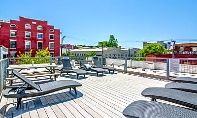 Recreation Area, The Lofts at Franklin, 0