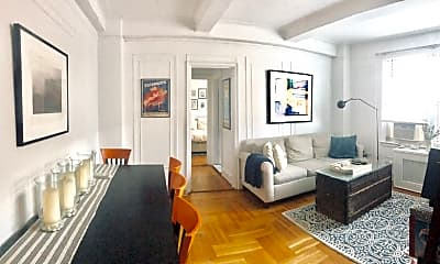 Living Room, 206 Lincoln Pl, 0