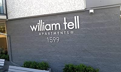 William Tell Apts, 1