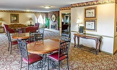 Dining Room, Sherwood Towers, 2