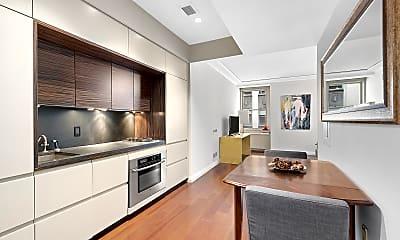 Kitchen, 55 Wall St 814, 1