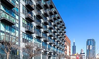 Building, 1224 W Van Buren St 810, 0