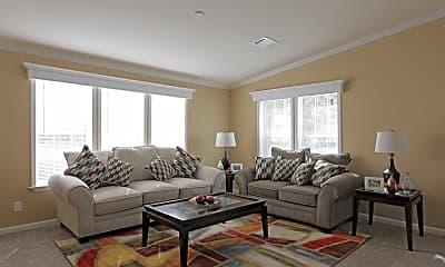 Living Room, Gulfstream Harbor, 1