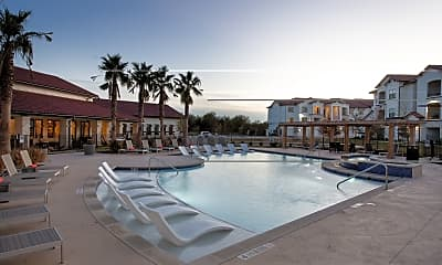 Pool, Stone Hill Luxury Apartments, 2