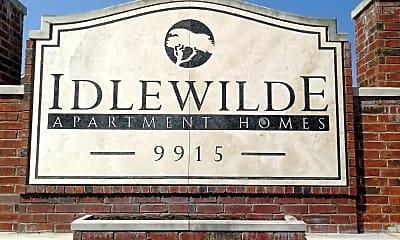 Idlewilde Apartments, 1