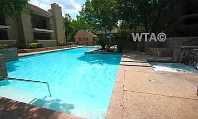 Pool, 12474 Starcrest, 1