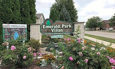 Emerald Park Villas, 1