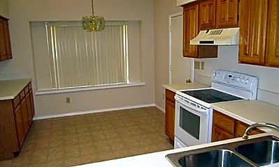 Kitchen, 4410 San Mateo, 2