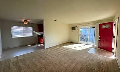 Living Room, 865 Branham Ln, 1