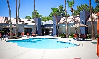 Pool, Sunset Pointe, 2