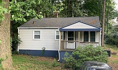 Building, 3811 Greenleaf St, 0
