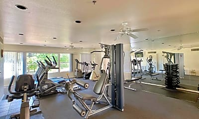 Fitness Weight Room, 10080 E Mountainview Lake Dr 266, 2