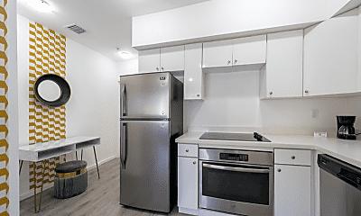 Kitchen, 700 Meridian Ave, 1
