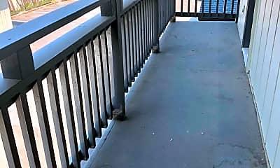 Patio / Deck, 1313 NE 131st Pl, 2