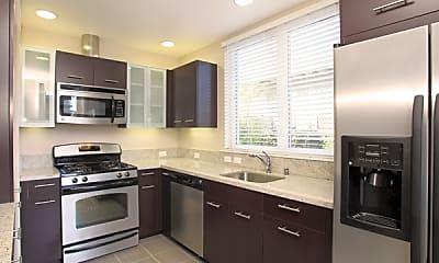 Kitchen, Parker Palo Alto, 1