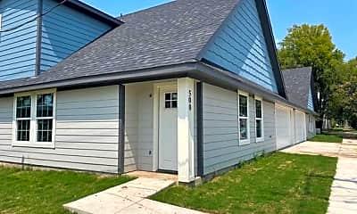 Building, 502 W Owings St, 1