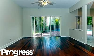 Living Room, 7500 Red Bay Pl, 1