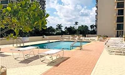 Pool, 4200 N Ocean Dr, 2