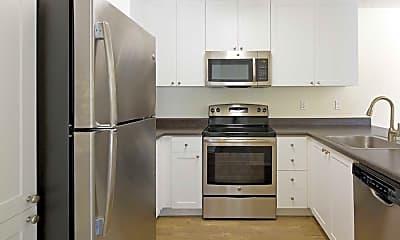 Kitchen, eaves San Marcos, 1