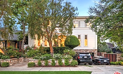 Building, 10723 Le Conte Ave, 1