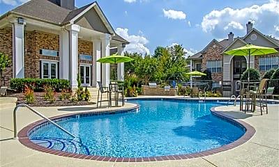 Pool, Harpeth River Oaks, 1