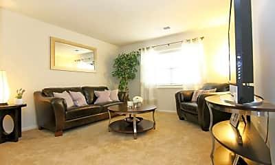Living Room, 3300 Montavesta Road #2101, 1