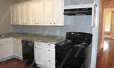 Kitchen, 1601 Hanger St, 1