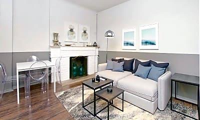 Living Room, 45 E 28th St, 0