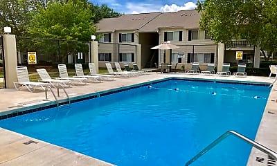 Pool, Crescent Oaks, 0