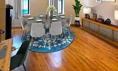 Living Room, 1750 1st Avenue, 0