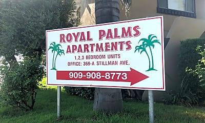 Royal Palms Apartments, 1