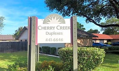 Cherry Creek Duplexes, 1