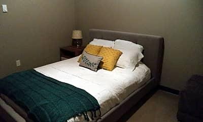 Bedroom, 30 NE 1st Street, 2