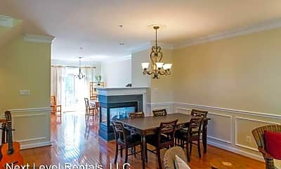 Dining Room, 614 Garden View Square, 0