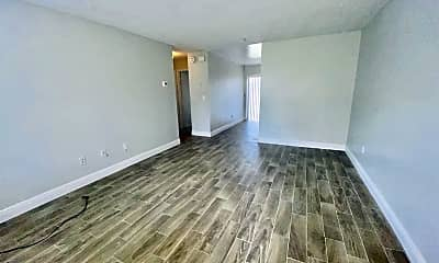 Living Room, 641 School St, 1