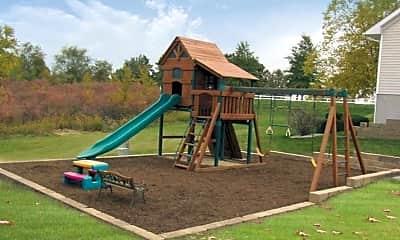 Playground, 25 Redtail Bend, 2