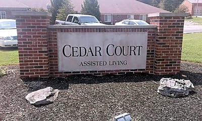 Cedar Court, 1