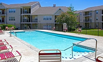 Pool, Waterbrook Apartments, 2